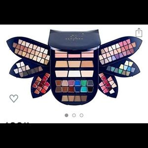 Sephora holiday pallet colors